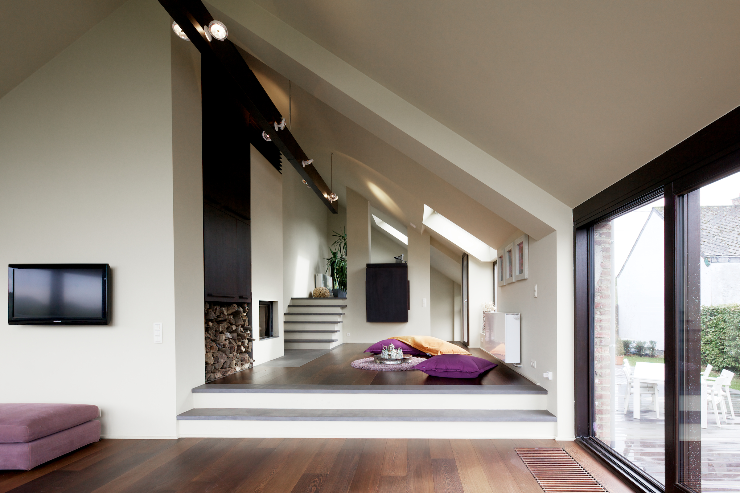 Christophe ternest architecte d 39 int rieur projets for Architecte d interieur dinard